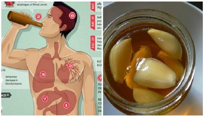 inilah khasiat konsumsi ramuan madu plus bawang putih istana herbal