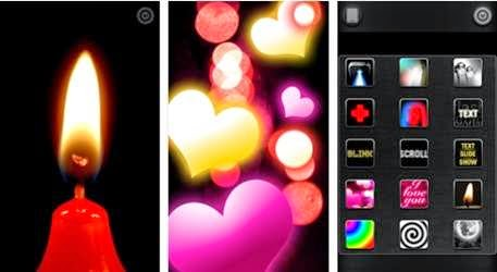 Lampu Led Android Warna Warni