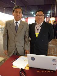 Impresiones del XVIII Congreso Nacional de Ingeniería Civil Cajamarca 2011