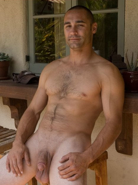 naked hairy married men