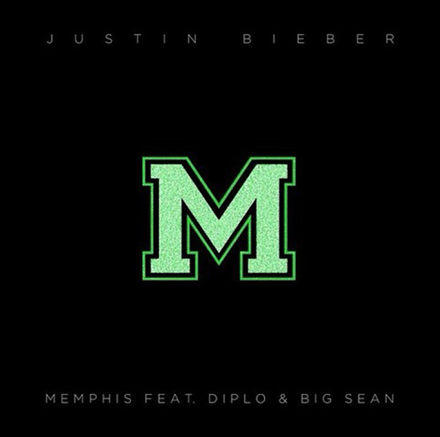 Justin Bieber featuring Big Sean and Diplo - Memphis