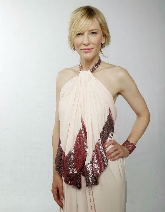 Cate Blanchett gana el premio SAG Awards como mejor actriz
