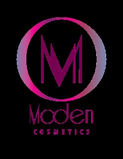 Moden Cosmetics logo www.modenmakeup.com