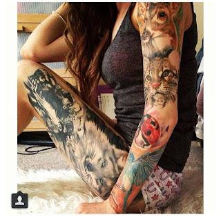 Tatuagens-012-bixos-selvagens-pelo-corpo