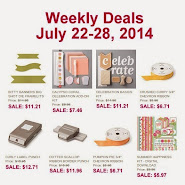 Items on Sale! July 22 to 28