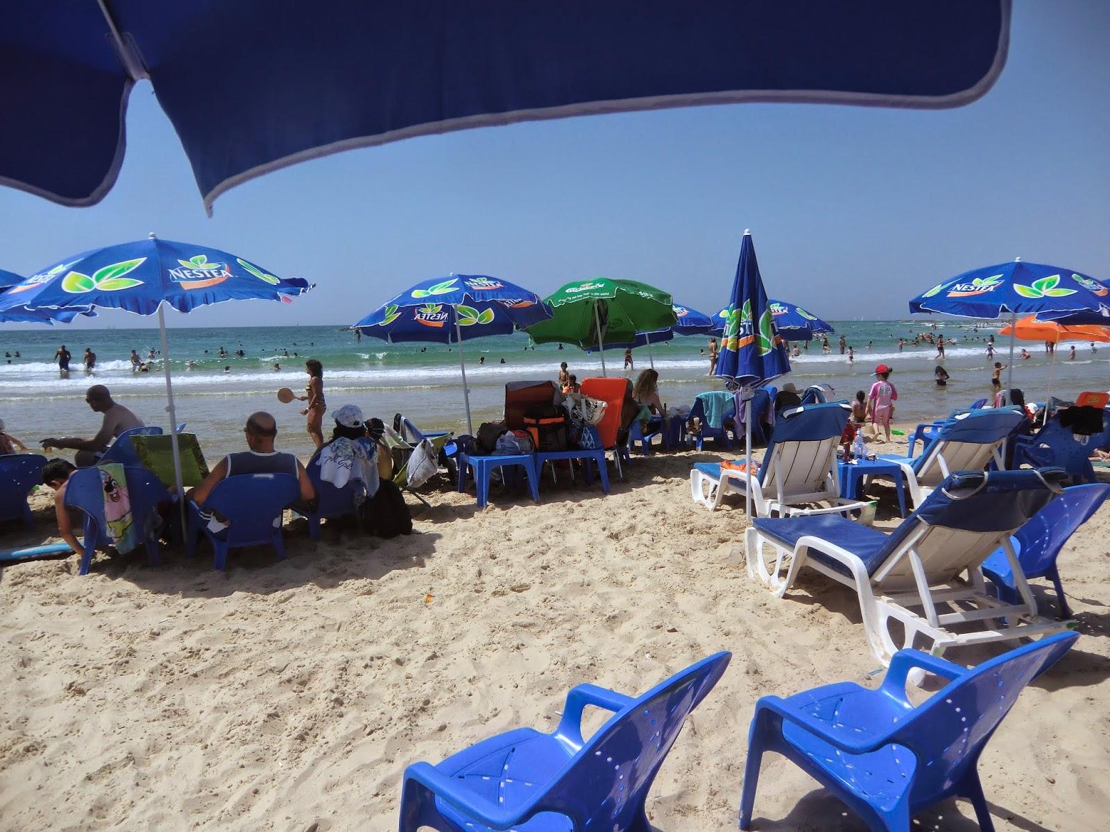 Пляж-Тель-Авива