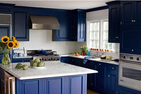 blue kitchen designs. Dark Blue Kitchen Design Designs