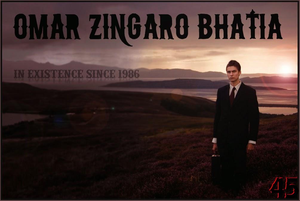 Omar Zingaro Bhatia