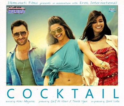 Cocktail 2012 Watch Hindi Movie OnlineFree Hindi Video Song lyrics