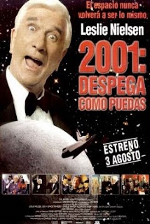 2001: Despega como puedas (2001: A Space Travesty) (2000) Español Latino