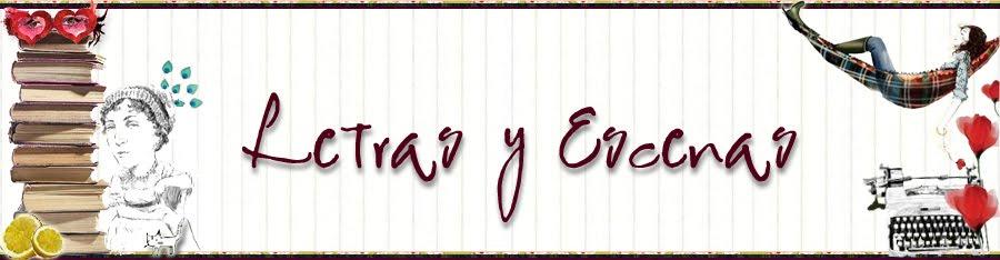 Letras y Escenas: sobre libros