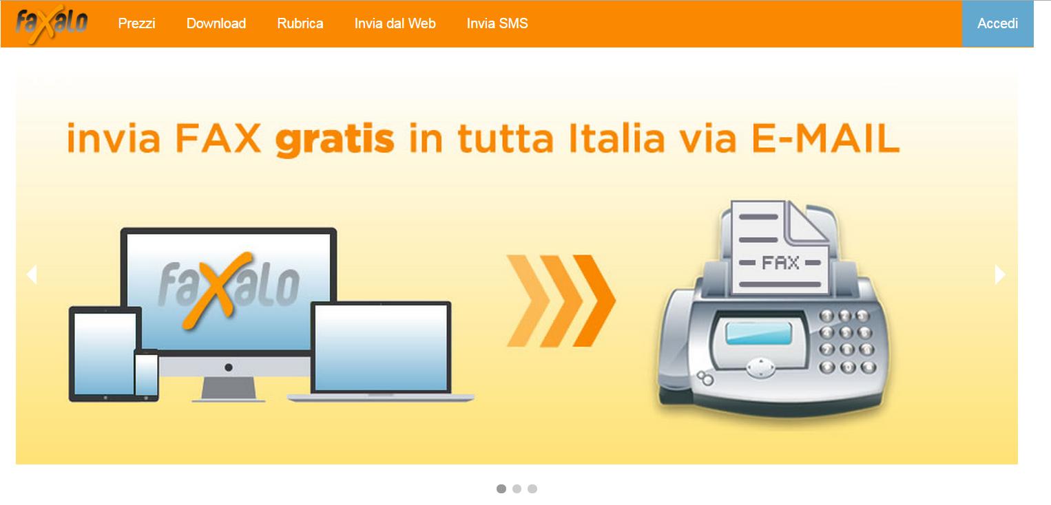 5 servizi online per inviare Fax Gratis dal pc