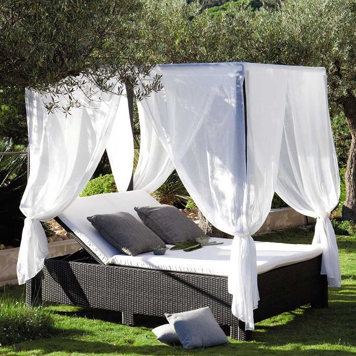 мебель для сада, плетеная летняя мебель для отдыха