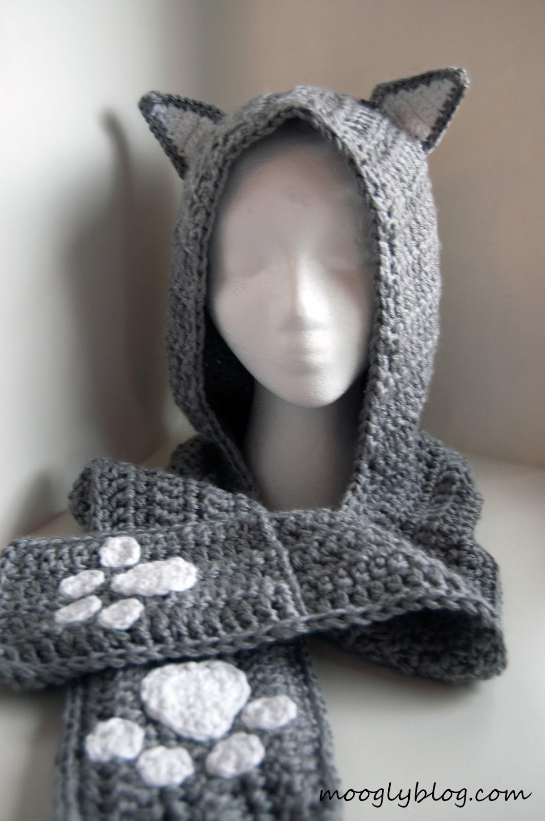 La Abuela Popera: En busca de la bufanda con capucha perfecta