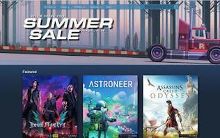 Steam Summer Sale 2019 ập đến với hàng loạt bom tấn giảm giá lên tới 90%