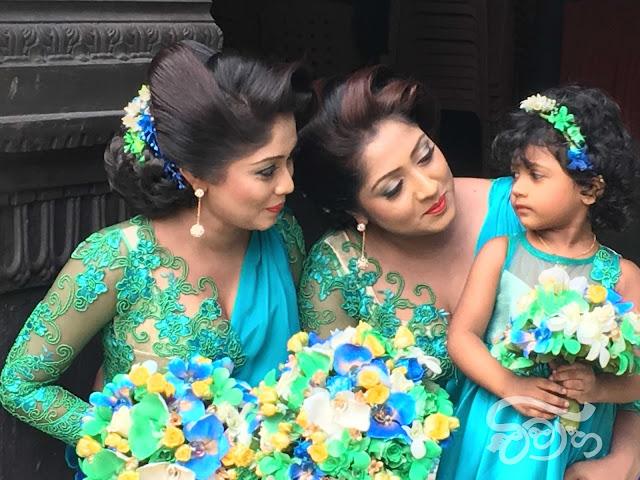 Wedding Sri Lankan Actress