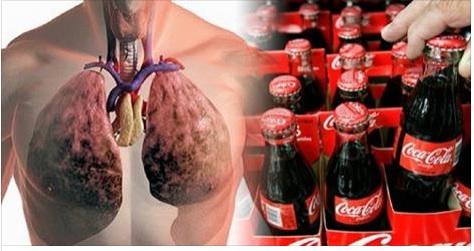 ¿Qué sucede en tu cuerpo cuando consumes Coca Cola?