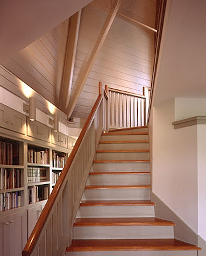 New home designs latest modern homes stairs designs ideas for Modern house stairs