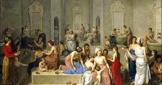 Comenta Suleiman El Gran Sultan: Que es un Baño Turco?