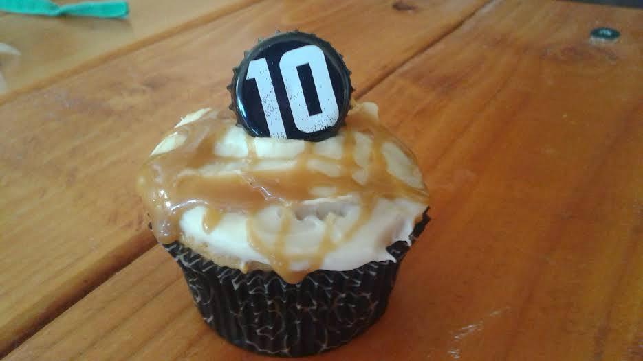 Meg Muldoon: Imperial Pumpkin Ale Cupcakes