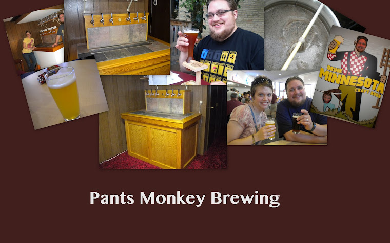 Pants Monkey Brewing