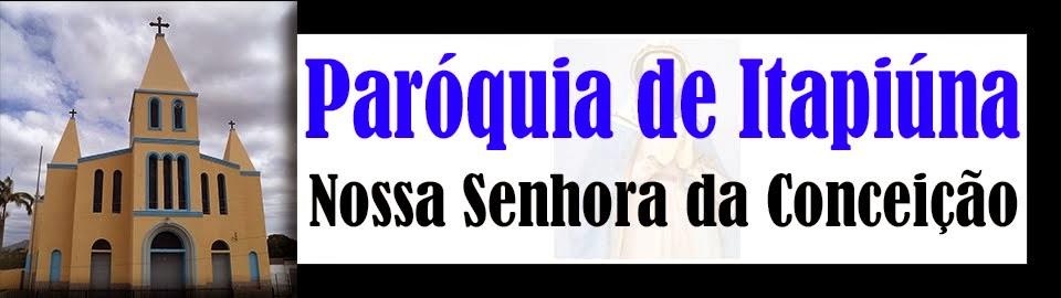 Paróquia Nossa Senhora da Conceição de Itapiúna