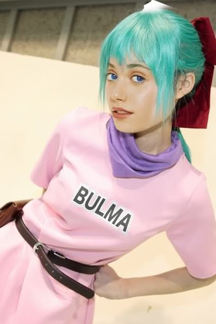 dragonball cosplay