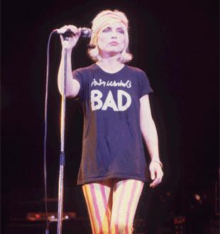 rockeira blondie