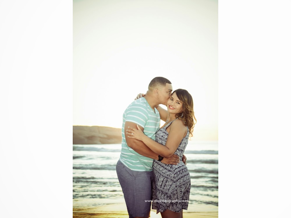 DK Photography LASTWEB-257 Robyn & Angelo's Engagement Shoot on Llandudno Beach { Windhoek to Cape Town }  Cape Town Wedding photographer