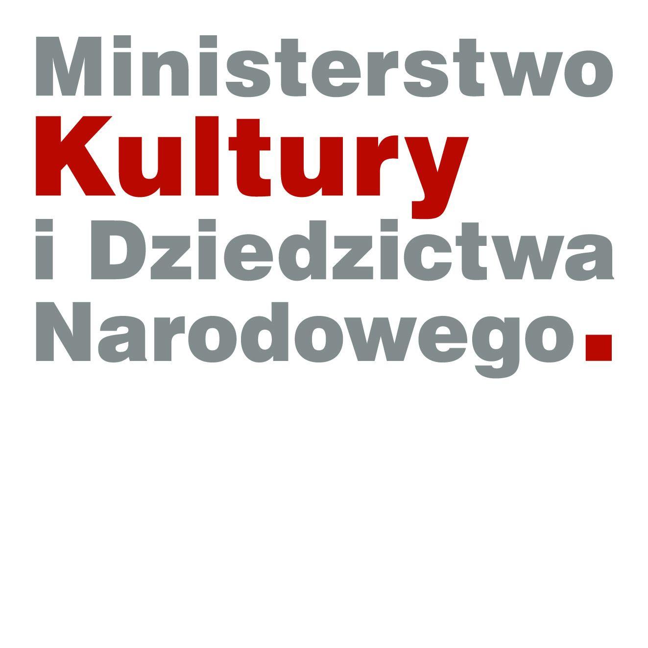 Zrealizowano w ramach stypendium Ministra Kultury i Dziedzictwa Narodowego