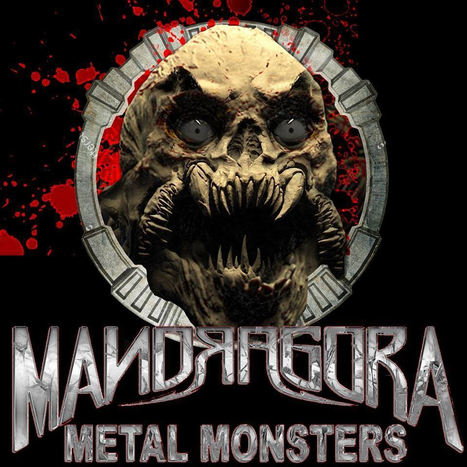 MANDRAGORA METAL MONSTERS