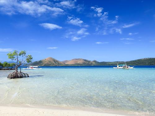Corong Island Hopping