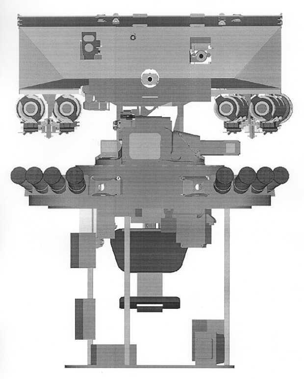 Бойовий модуль «Грім»