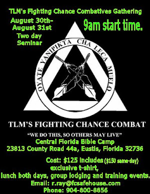 First annual TLM's Fighting Chance Combatives Gathering