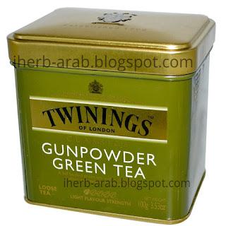 بودرة شاي اخضر