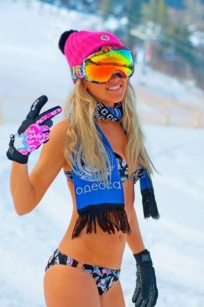 сноуборд фото девушки