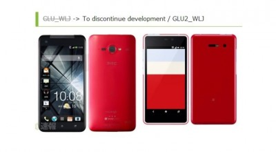 HTC Segera Luncurkan Penerus Butterfly S, HTC GLU2