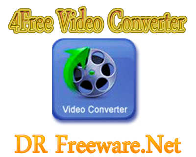 4Free Video Converter 3.5 Free Download