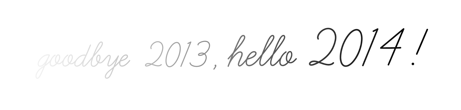 Living with ThreeMoonbabies | goodbye 2013, hello 2014!
