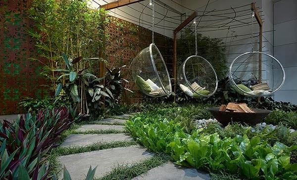 Garden Design Modern Home Beautiful And Elegant Home