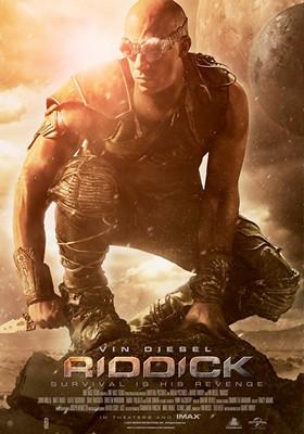 Sinopsis Film Riddick 2013 Terbaru