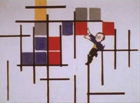 Mondrian. Sheila Graber. Cortometraje Animación | Animation Short