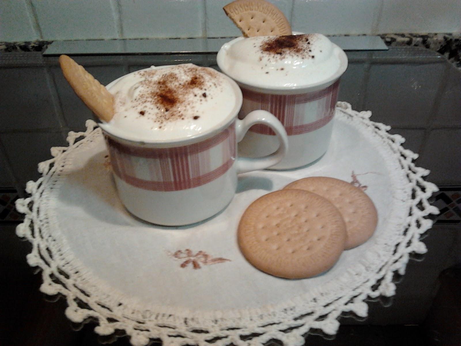 Mousse De Yogur En 5 Minutos!!