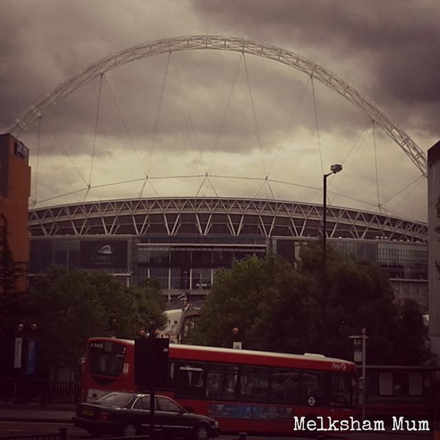 Wembley Stadium, The Killers, June 22 2013
