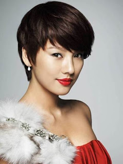 Itulah beberapa model gaya rambut wanita pendek yang lagi ngetrend di