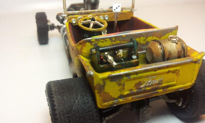 Ford T-Bucket 1925 Rat Rod 20150712_002003