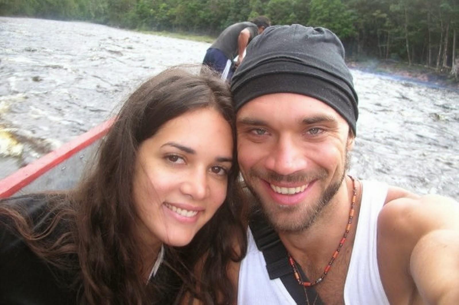 fotos de monica spear y su esposo telenovelas