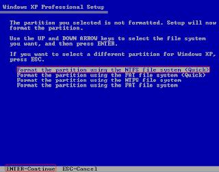 Cara+menginstal+windows+xp8 Langkah langkah Mudah Cara Menginstall Windows XP