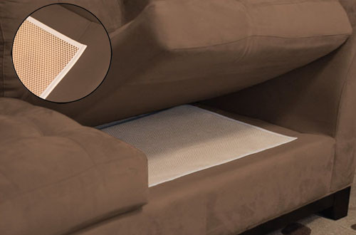 Superb How To Stop Furniture Sliding On Hardwood And Tile Floors: How To Stop Sofa  Cushions Slipping Out