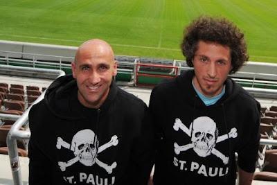 Idas e vindas - Quem vai e quem vem no St. Pauli.
